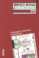 Revista Serviço Social & Sociedade 103