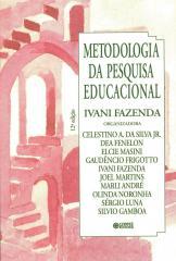 Metodologia da pesquisa educacional