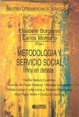 Metodología y Servicio Social - hoy en debate