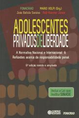 Adolescentes privados de liberdade - a Normativa Nacional e Internacional & Reflezões acerca da resp