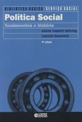 Política Social - fundamentos e história