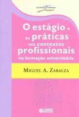 Estágio e as práticas em contextos profissionais na formação universitária, O
