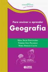 Para ensinar e aprender Geografia