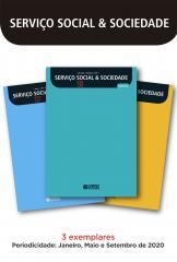 Assinatura da Revista Serviço Social & Sociedade (3 exemplares)