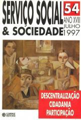Revista Serviço Social & Sociedade  54