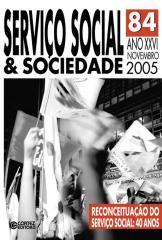 Revista Serviço Social & Sociedade  84
