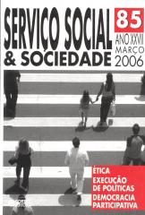 Revista Serviço Social & Sociedade  85