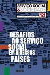 Revista Serviço Social & Sociedade 121