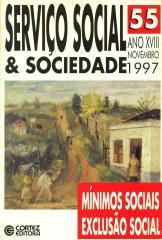 Revista Serviço Social & Sociedade  55