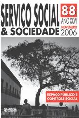 Revista Serviço Social & Sociedade  88