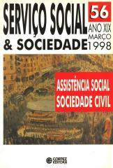 Revista Serviço Social & Sociedade  56