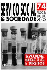 Revista Serviço Social & Sociedade  74