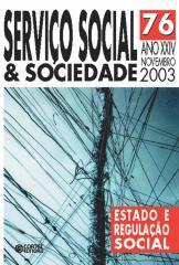 Revista Serviço Social & Sociedade  76