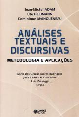 Análises textuais e discursivas - Metodologia e aplicações