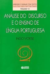 Análise do discurso de língua portuguesa