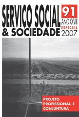 Revista Serviço Social & Sociedade  91