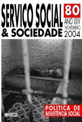 Revista Serviço Social & Sociedade  80