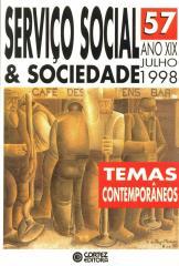 Revista Serviço Social & Sociedade  57
