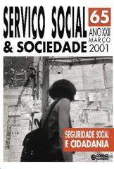 Revista Serviço Social & Sociedade  65