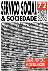 Revista Serviço Social & Sociedade  72