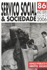 Revista Serviço Social & Sociedade  86