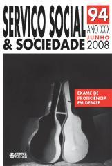 Revista Serviço Social & Sociedade  94