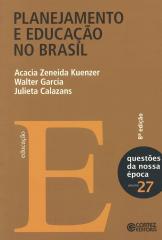 Planejamento e educação no Brasil