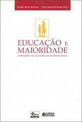 Educação e maioridade - dimensões da racionalidade pedagógica