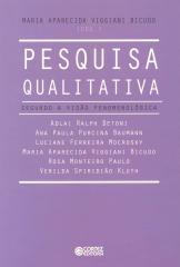 Pesquisa qualitativa - segundo a visão fenomenológica