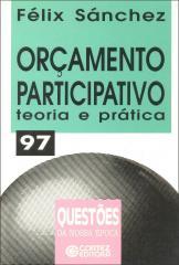 Orçamento participativo - teoria e prática