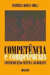 Competência e competências - contribuição crítica ao debate