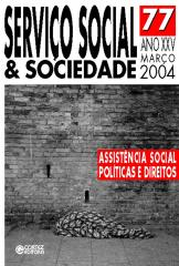Revista Serviço Social & Sociedade  77