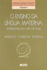 Ensino da língua materna, O - interações em sala de aula