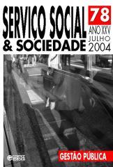 Revista Serviço Social & Sociedade  78